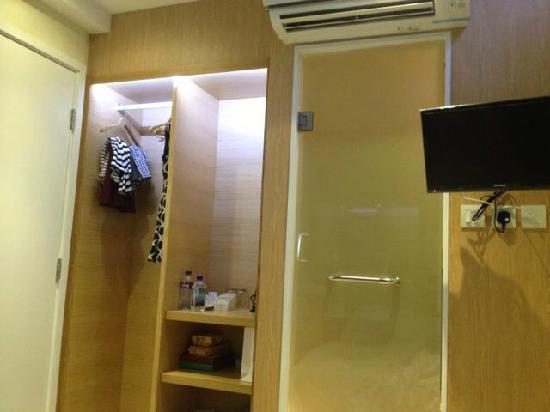 Hotel Pandora: room