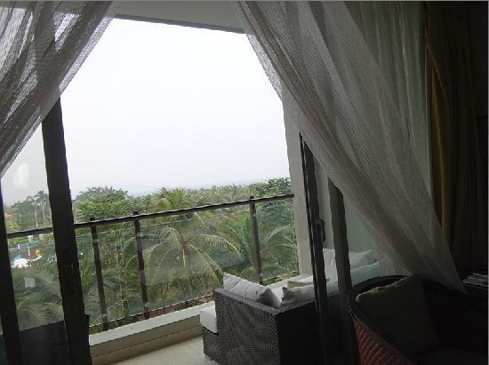 Renaissance Sanya Resort & Spa : 阳台