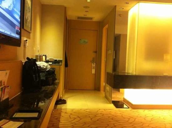 Holiday Inn Tianjin Aqua City: 还可以