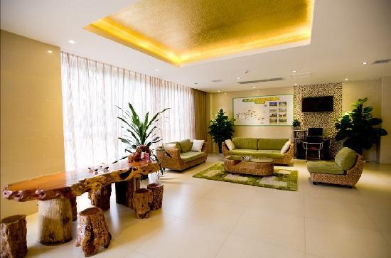 Wuyue Scenic Area Hotel Xishuang Bana: 酒店内景