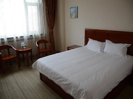 GreenTree Inn Dalian Jinzhou Railway Station Express Hotel