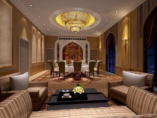 新疆鴻福金蘭大飯店
