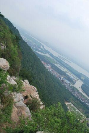 Yushan Mountain National Forest Park: 山顶