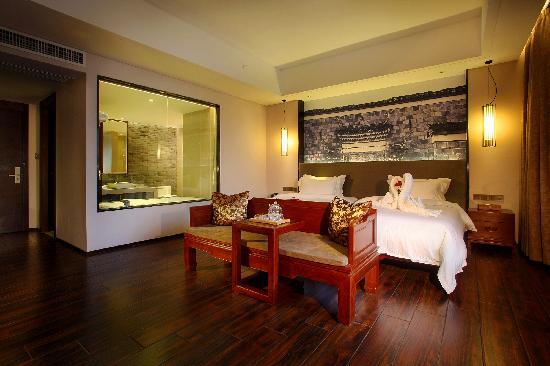 Watin Xiangyuan Hotel: 豪华双床房