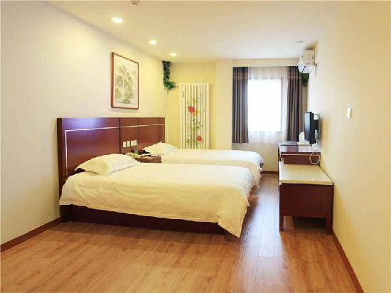 GreenTree Inn Binzhou Huanghe 10th Road
