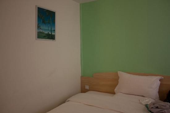 7 Days Inn Guilin Qixing Park: 床