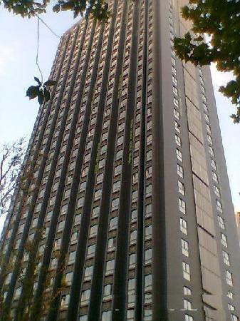 Kaibin Apartment Hotel Nanjing Xinjiekou Kairun Jincheng: 外观