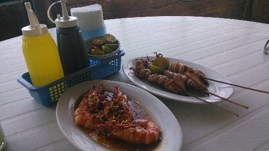 Puka Grande Restaurant: .