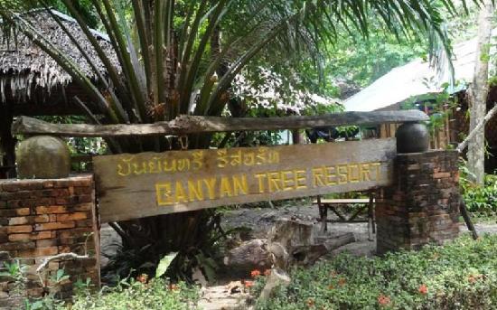 Banyan Tree Resort Railay