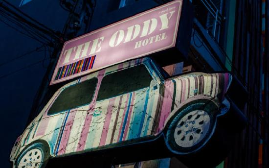 The Oddy Hip Hotel: The Oddy Hotel
