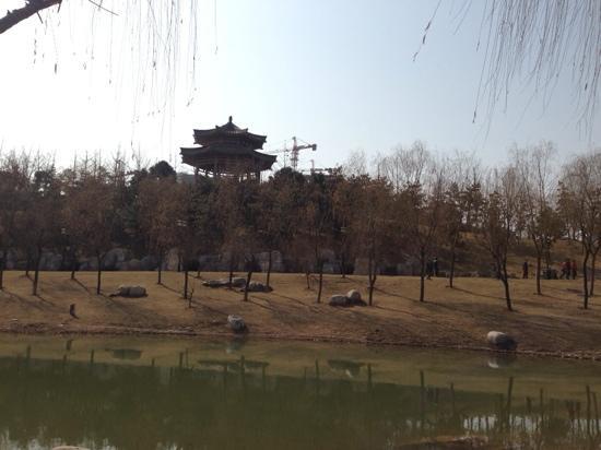 Xi'an Qujiangchi Site Park: 曲江池