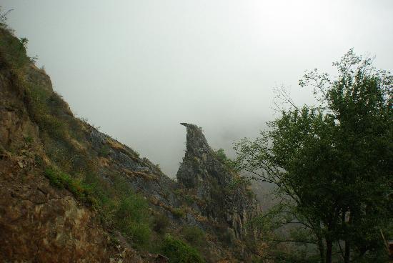 Mo'erduo Mountain : 神山上的神鹰