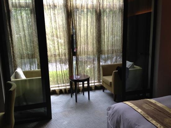 G.Garden Hotel: 阳台