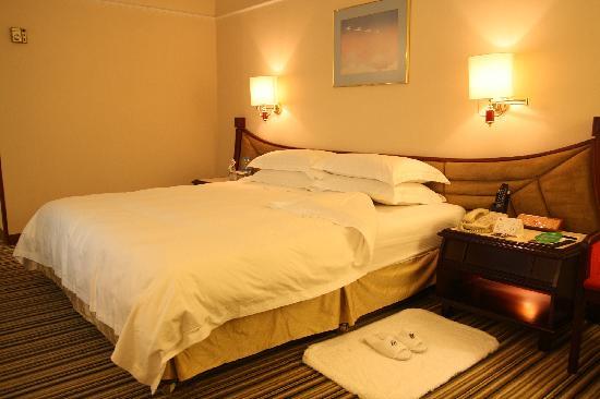 Metropark Lido Hotel Beijing: 床垫很软