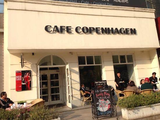 Cafe Copenhagen: 2