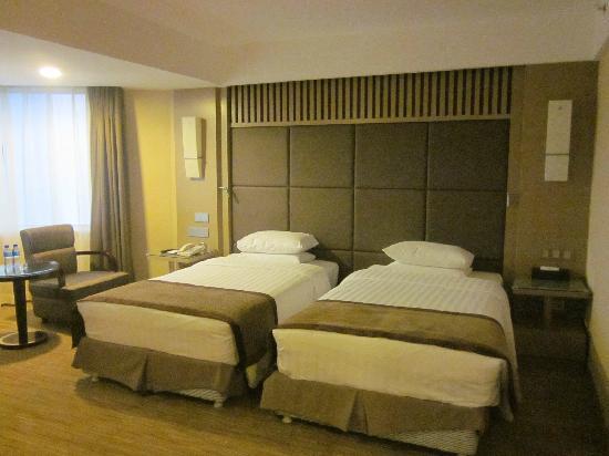 Hotel Nikko New Century Beijing : 双床