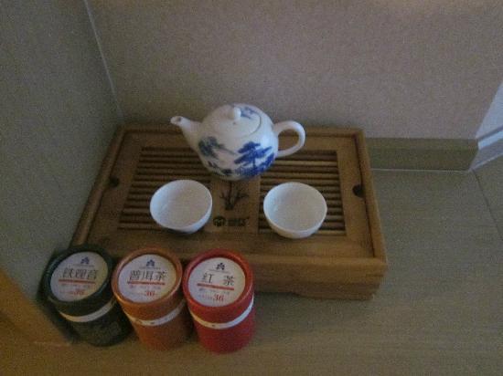 Hotel Nikko New Century Beijing: 茶具