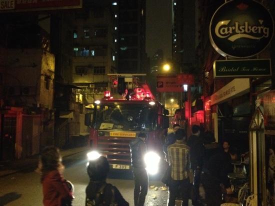 香港紅茶館酒店油麻地店照片