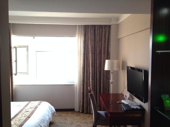 Ruijin, Cina: 还不错就是房间稍小