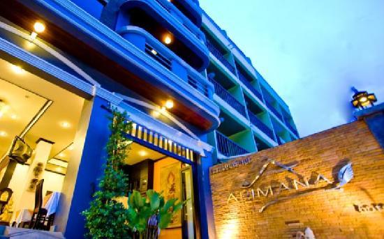 Arimana Hotel: Arimana