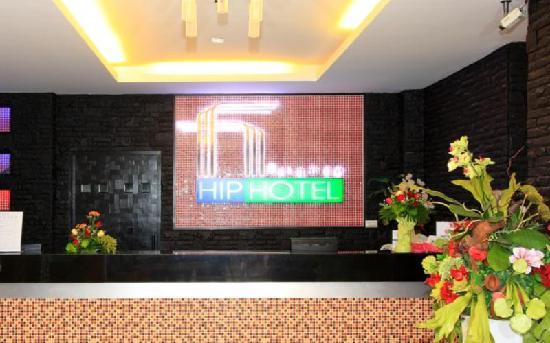Baramee Hip Hotel Patong : Baramee Hip Hotel