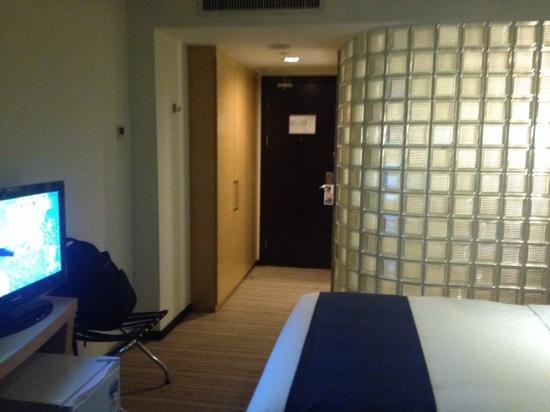 Holiday Inn Express Suzhou Changjiang : 完美