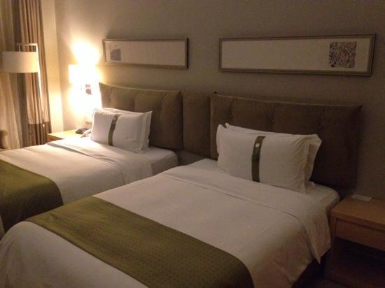 Holiday Inn Beijing Deshengmen: 1116号标准房