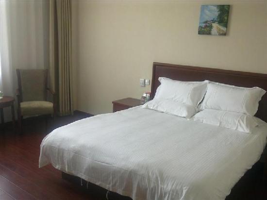 GreenTree Inn Jining Jinxiang Jinmanke Avenue: 客房