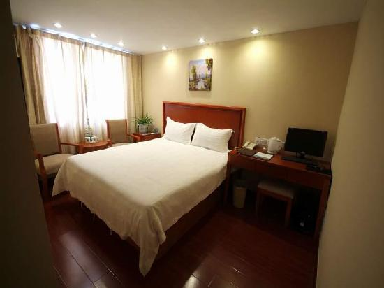 GreenTree Inn Rizhao Bus Terminal Station Business Hotel: 客房