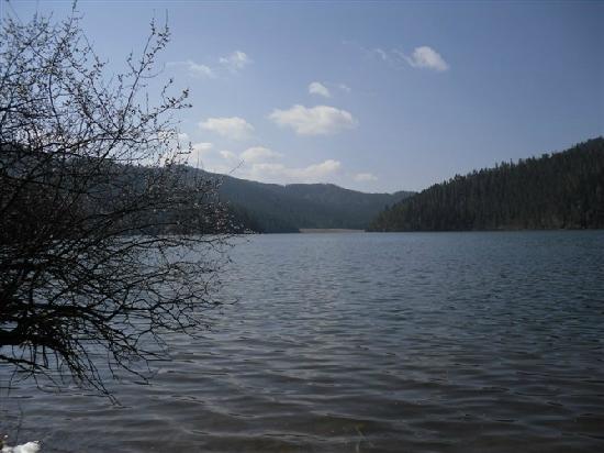 Shudu Lake: 1