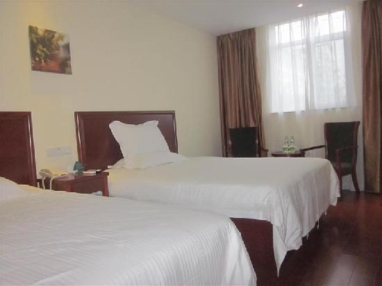 GreenTree Inn Rizhao Zhaoyang Road Express Hotel: 客房