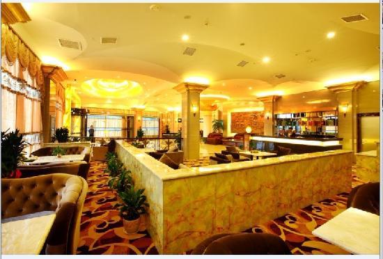 Ninghe Haojing Hotel: 酒店大堂