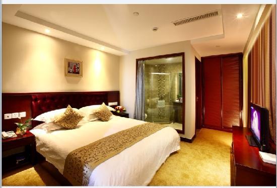 Ninghe Haojing Hotel: 酒店单间