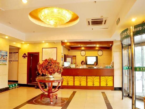 Green Tree Inn (Yantai Dahaiyang Road)