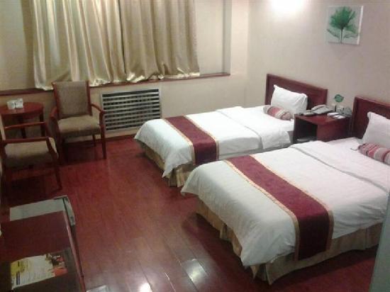 Green Tree Inn Weihai Bus Station Express Hotel