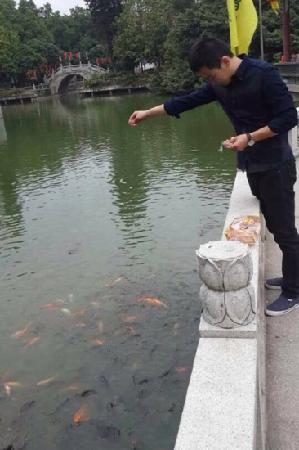 Xichan Temple: 西禅寺