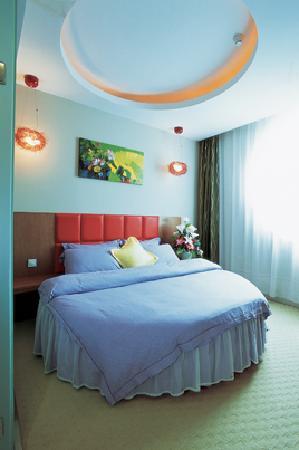Shanshui Trends Hotel Shenzhen Bantian: 照片描述