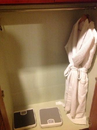 Shilin Yinruilin International Hotel: 还有浴衣呢哦