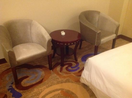 Shilin Yinruilin International Hotel: 休闲茶座