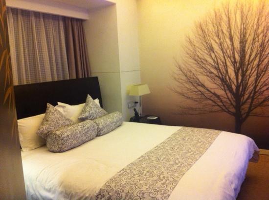 Longyue Apartment Hotel: 西安美道酒店