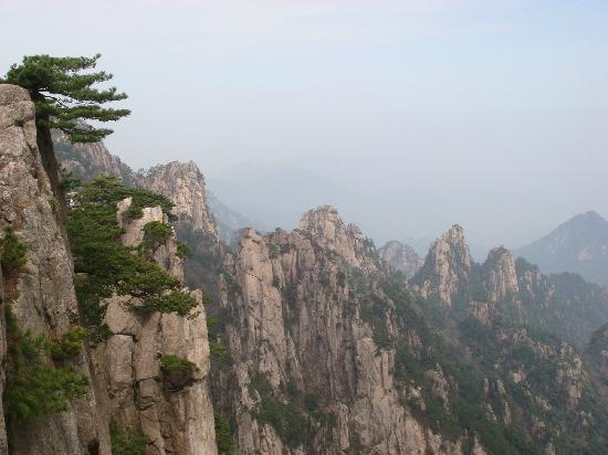 Celestial Capital Peak (Tian Du Feng): 是