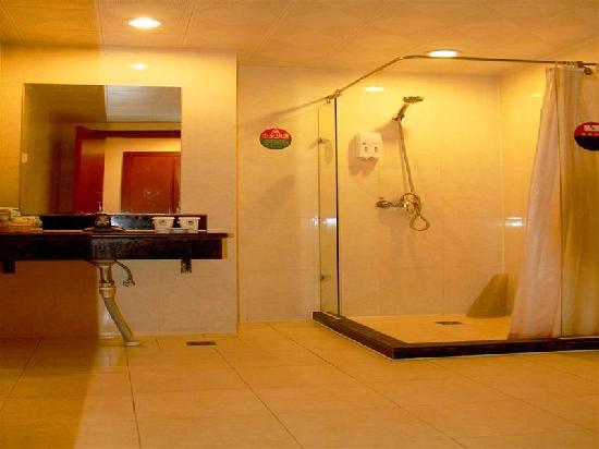 Gaotang County, Chine : 浴室