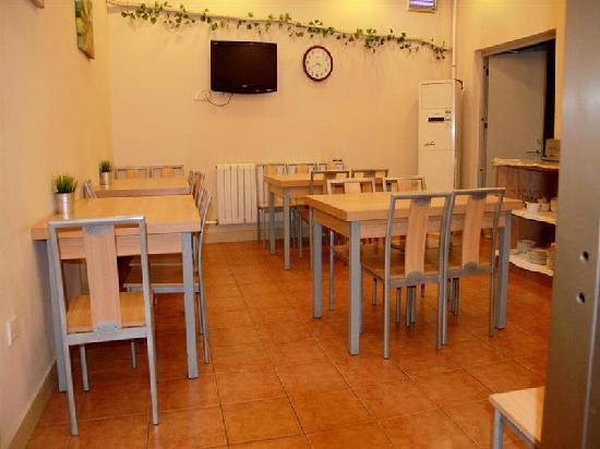 Gaotang County, Chine : 餐厅