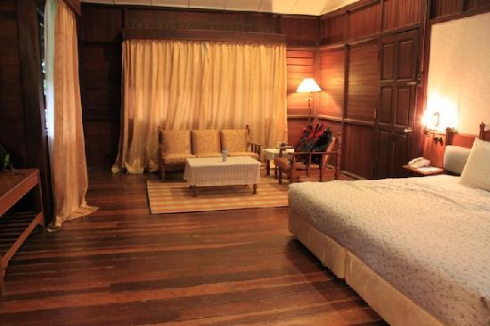 Kampung Tok Senik Resort Langkawi : room