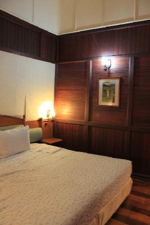 Kampung Tok Senik Resort Langkawi : bed