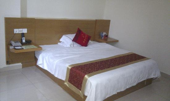 Jiajie Hengxuan Business Hotel: 大床房