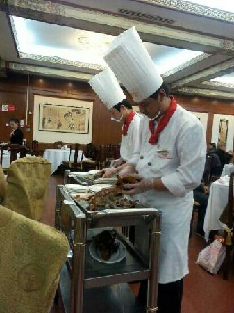 BeiJing Quanjude Roast Duck (HePing Men)