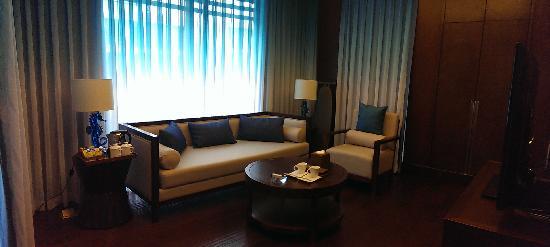 Guhai Shanjing Taoyuan Qingquan Bieyuan Hotel: 山景