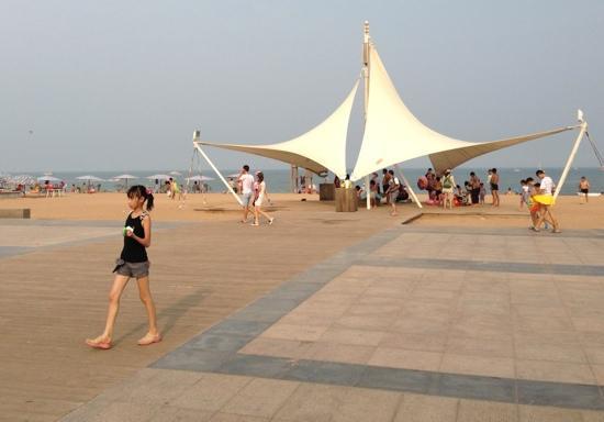 Wanpingkou Seaside Square: 日照万平口海滨广场