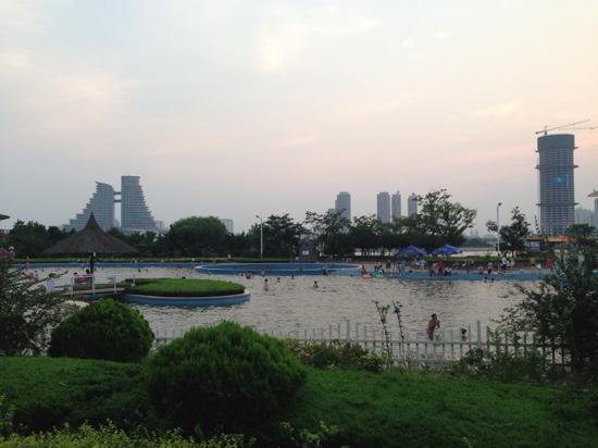 Wanpingkou Ecological Garden : 日照万平口生态花园